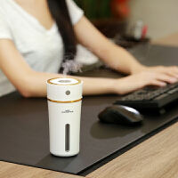 USB加�衿髅阅汶S身�y�т��池可充��k公室家用�P室��d便捷式�a水���F抖音同款