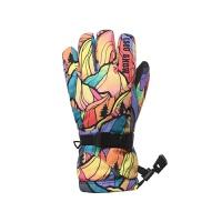滑雪手套 女男款触屏防滑防水防风加厚保暖滑雪手套
