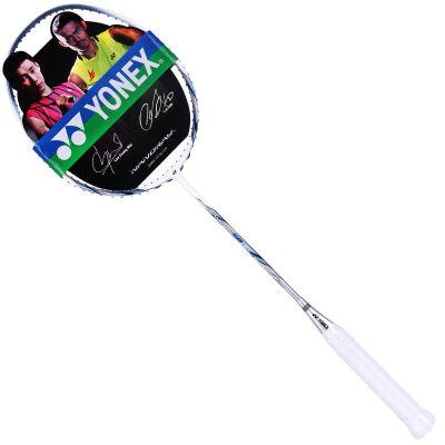 Yonex尤尼克斯羽毛球拍NANORAY 50FX 碳素纤维纳米锐速控球型羽拍 NR-50FX 省力、灵, 提高挥拍击球效率。