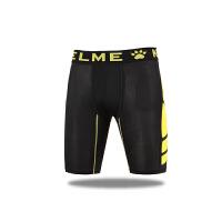 KELME卡尔美 K15Z702 足球铲球裤 紧身高弹训练裤 男式吸湿排汗透气运动打底裤