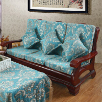 实木沙发垫带靠背红木沙发坐垫海绵木沙发垫联邦椅垫erirf定制