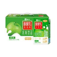 【7月产】蒙牛酸酸乳250ml*24风味饮品
