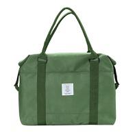 旅行手提包便携拉杆行李箱衣物收纳袋大容量短途单肩包收纳包户外旅游用品