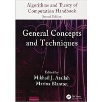 【预订】Algorithms and Theory of Computation Handbook, Second Ed
