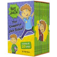 【首页抢券300-100】Hey Jack !The Complete Jack Stack 嗨,杰克!英文原版进口初级