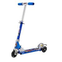 卡通图案熊大熊二儿童三轮铝脚踏滑板车   宝宝踏板滑滑车