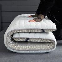 【品牌热卖】床垫软垫一米二五八两米床垫软垫乳胶薄夏天双面两用1.82米2.2米大床垫子 乳胶床垫 白色[10cm] 0