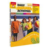 Evan Moor Daily Summer Activities Between Grades 3 and 4 每日练