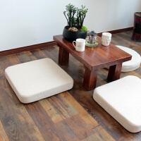 方形蒲团禅修坐垫 修行拜佛跪垫打坐垫子飘窗垫榻榻米茶室地板垫