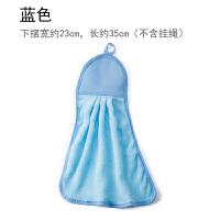 擦手巾手帕吸水抹布厨房挂式毛巾强力去污不掉毛洗碗巾抹手擦手布
