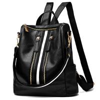 包包背包女双肩包韩版妈咪背包旅行大容量两用新款简约旅行韩版潮春夏大容量中学生