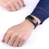 运动手环手表可接打电话蓝牙耳机 手腕分离式通用二合一运动多功能男女可通话血压心率