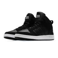 adidas阿迪达斯NEO男子板鞋2018CFREFRESH高帮休闲运动鞋BB9920