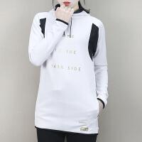 Adidas阿迪达斯 NEO 女子 连帽卫衣 运动套头衫 BQ0726