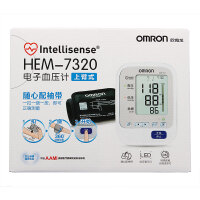欧姆龙 电子血压计 HEM-7320