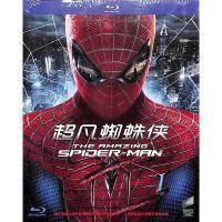 (新索)超凡蜘蛛侠-蓝光影碟DVD( 货号:779944009)