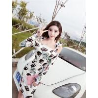 秋冬季裙子女2018新款韩版时尚气质吊带收腰显瘦包臀打底连衣裙潮 图片色