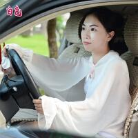 夏季女士防晒手套薄长款开车紫外线蕾丝遮阳袖子防晒袖套手臂套
