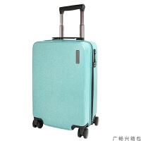 拉杆箱万向轮24寸旅行箱女行李箱TSA密码锁20寸登机箱