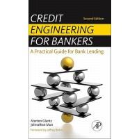 【预订】Credit Engineering for Bankers: A Practical Guide for B