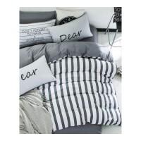 床上四件套棉床单被套1.5/1.8米床笠被罩床上用品三件套