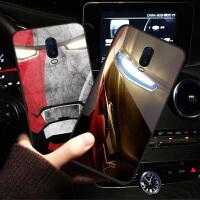 oppo find x手机壳漫威钢铁侠r17 pro玻璃镜面保护套a83全包个性软边OPPOR17复