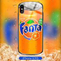 苹果x手机壳iPhonexr椭圆形玻璃iphone7/8plus潮牌xs/max个性游戏壳xr/xs