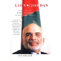 LION OF JORDAN(ISBN=9781400078288) 英文原版