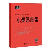 【现货】 小奏鸣曲集 韦丹文 9787544491051 上海教育出版社
