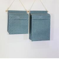 浴室衣物收纳袋壁挂袋卫生间储物袋墙挂式收纳挂兜墙上置物袋