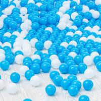 海洋球池儿童环保宝宝婴儿玩具波波球彩色小球CE