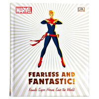 Marvel Fearless and Fantastic!漫威无畏而神奇:女英雄拯救世界