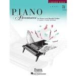 【现货】英文原版 菲伯尔钢琴钢琴乐谱:3A级课程书 Piano Adventures: Level 3A: Lesso