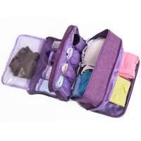 内衣收纳包便携旅行内衣裤整理袋大容量旅游出差多功能防水收纳袋