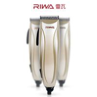 雷瓦(RIWA)RE-6102 插电式电动理发器宝宝剃发器婴儿电推剪儿童成人通用