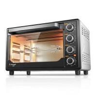 长帝TRTF32独立控温多功能烤箱 家用烘焙蛋糕32升电烤箱