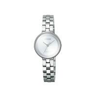 【考拉自营】CITIZEN西铁城光动能无刻度表盘女士手表EW5500-81A