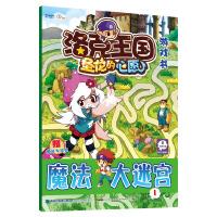 洛克王国游戏书.魔法大迷宫1