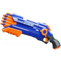儿童玩具枪软弹枪来福发射安全发射器玩具4-6-7男孩礼物