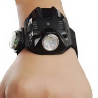户外强光手电筒手腕灯酷跑型号手表形状腕带灯戴手腕灯 支持礼品卡支付
