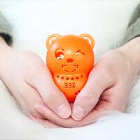 暖手蛋暖手宝男女学生免充电随身儿童暖手袋自发热宝宝暖 橙色暖蛋2个+40片发热芯