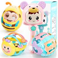 3-4-5-6-7-8-9-10-12个月男孩女孩儿童0-1岁婴儿摇铃玩具宝宝