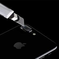 适用于苹果7镜头钢化膜iPhone7plus后置摄像头玻璃镜片8P后摄影保护圈x 【7/8 通用镜头膜】☆ 3片装