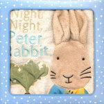 Night Night Peter Rabbit 彼得兔系列布书 ISBN 9780723266556