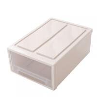 拼装鞋盒鞋子收纳盒装鞋整理箱塑料透明鞋盒抽屉式简易鞋盒子组合家用