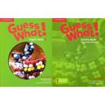 剑桥少儿英语教材 Guess What! Level 3 学生用书+练习册 英音版