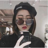男士太阳镜女士圆脸韩版户外新品网红同款潮明星款眼镜新款圆形个性女墨镜