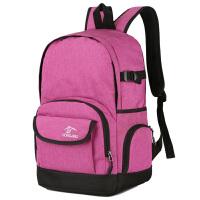 双肩包男士背包商务休闲电脑包女学院风高中大学生书包户外旅行包