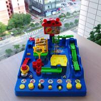 小贝历险记立体早教迷宫亲子玩具益智专注力玩具手眼协调儿童礼物