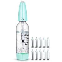 家用便携式苏打水机气泡水机碳酸饮料机商用气泡机汽水机